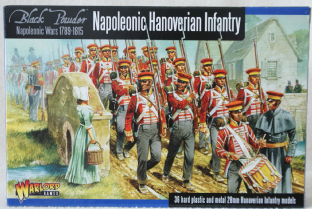 Warlord Games 28mm WGN-BR-03 Napoleonic Hanoverian Infantry